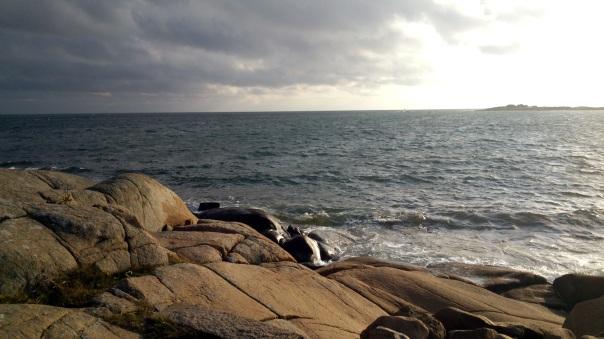 morze-pzredwieczorne