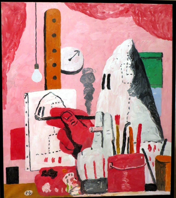 guston-malarz